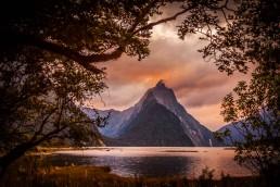 Impression, Milford Sound - Steve Rutherford Landscape Photography Art Gallery.