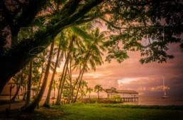 Pier, Port Douglas - Steve Rutherford Landscape Photography Images Art Gallery
