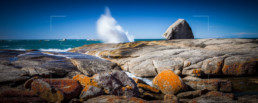Blowhole, Bicheno, Tasmania - Steve Rutherford Landscape Photography Art Gallery