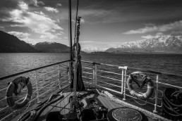 SS Earnslaw, Queenstown, NZ - Steve Rutherford Landscape Photography Art Gallery