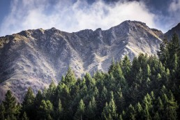 Remarkables, Queenstown, NZ - Steve Rutherford Landscape Photography Art Gallery