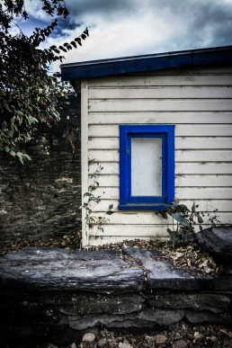 Blue, Arrowtown, NZ - Steve Rutherford Landscape Photography Art Gallery