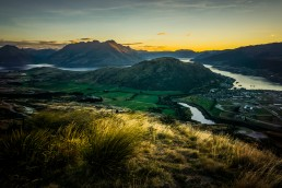 Up Above, Queenstown, NZ - Steve Rutherford Landscape Photography Art Gallery