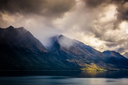 Mystical, Bennett's Bluff, Glenorchy - Steve Rutherford Landscape Photography Art Gallery