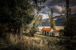 Rees Hut, Glenorchy, Otago, NZ - Steve Rutherford Landscape Photography Art Gallery