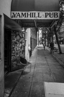 Yamhill Pub, Portland, Oregon - Steve Rutherford Landscape Photography Art Gallery