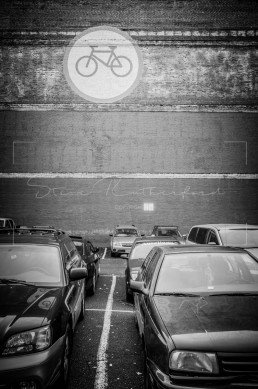 Bikes Only, Portland, Oregon - Steve Rutherford Landscape Photography