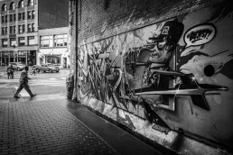 Beat Street, Downtown, Seattle - Steve Rutherford Landscape Photography Gallery