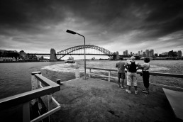 Send Off, Sydney, Australia - Steve Rutherford Landscape Photography Art Gallery