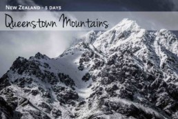 Queenstown Photography Workshop - Steve Rutherford Landscape Photography Art Gallery