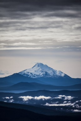 Tom's Peak, Mt Jefferson, Oregon - Steve Rutherford Landscape Photography Gallery