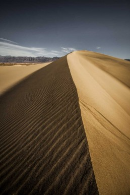Star Dune, Death Valley - Steve Rutherford Landscape Photography Art Gallery