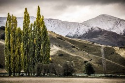 Over the Hill, Wanaka - Steve Rutherford Landscape Photography Art Gallery