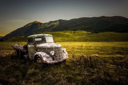 Still Waiting, Paradise, Otago - Steve Rutherford Landscape Photography Art Gallery