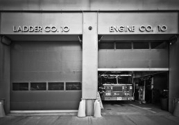 Engine 10, New York City - Steve Rutherford Landscape Photography Gallery