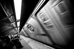Downtown, Lower Manhattan Subway, NY - Steve Rutherford Landscape Photography Gallery