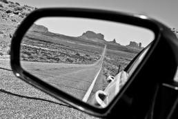 Highway 163, Monument Valley - Steve Rutherford Landscape Photography Art Gallery