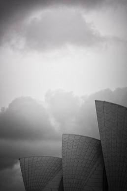 Shapes, Sydney Opera House, Australia - Steve Rutherford Landscape Photography Gallery